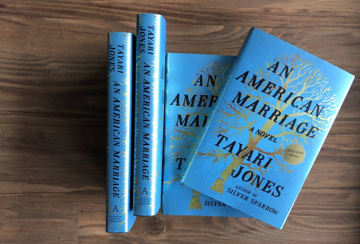 An American Marriage horz. Parnassus books big