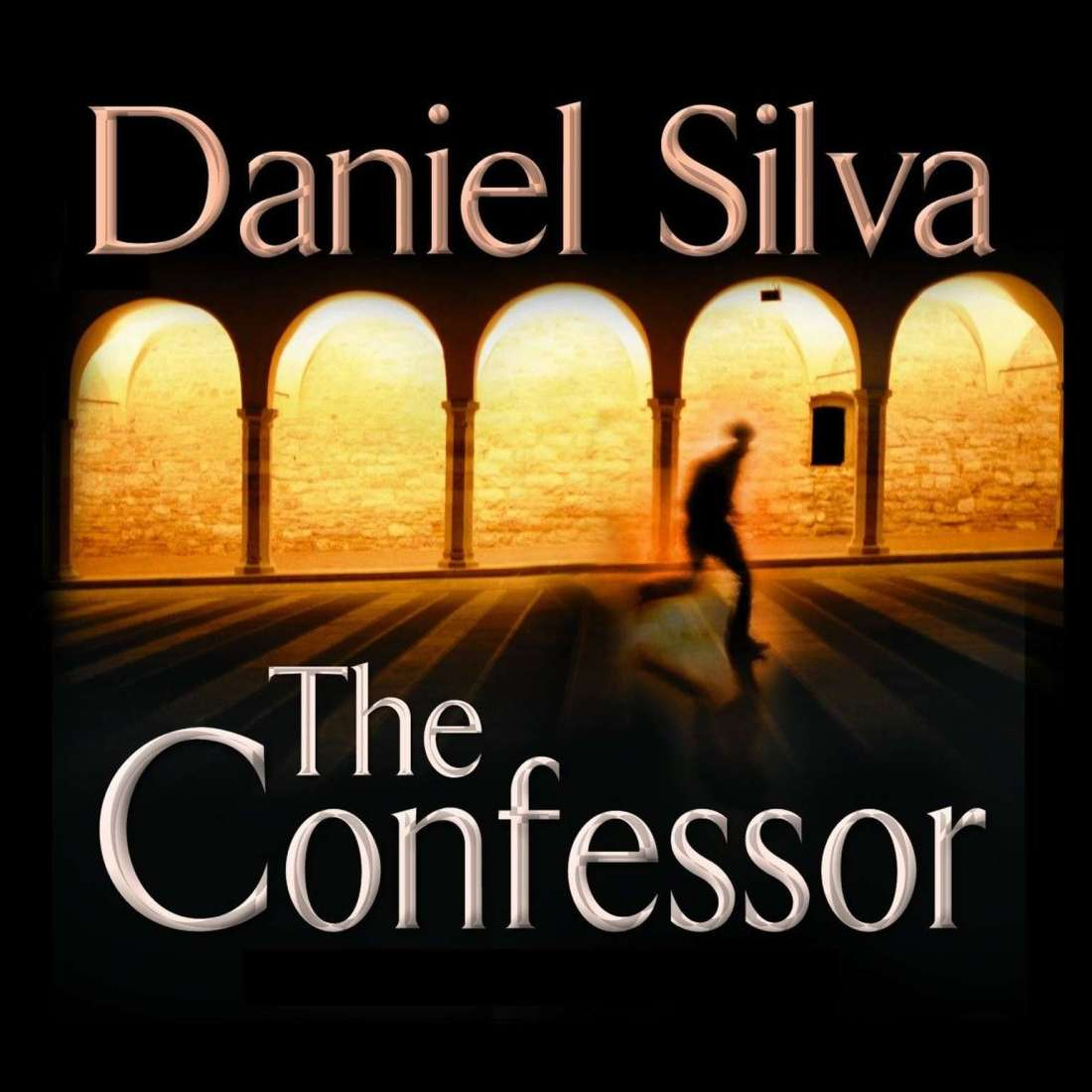 The Confessor by Silva audiobookstorelcom