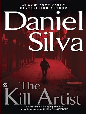 The Kill Artist by Daniel Silva- big OverDrive