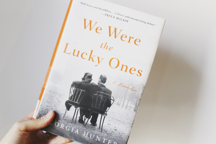 We Were the Lucky Ones Book and A View