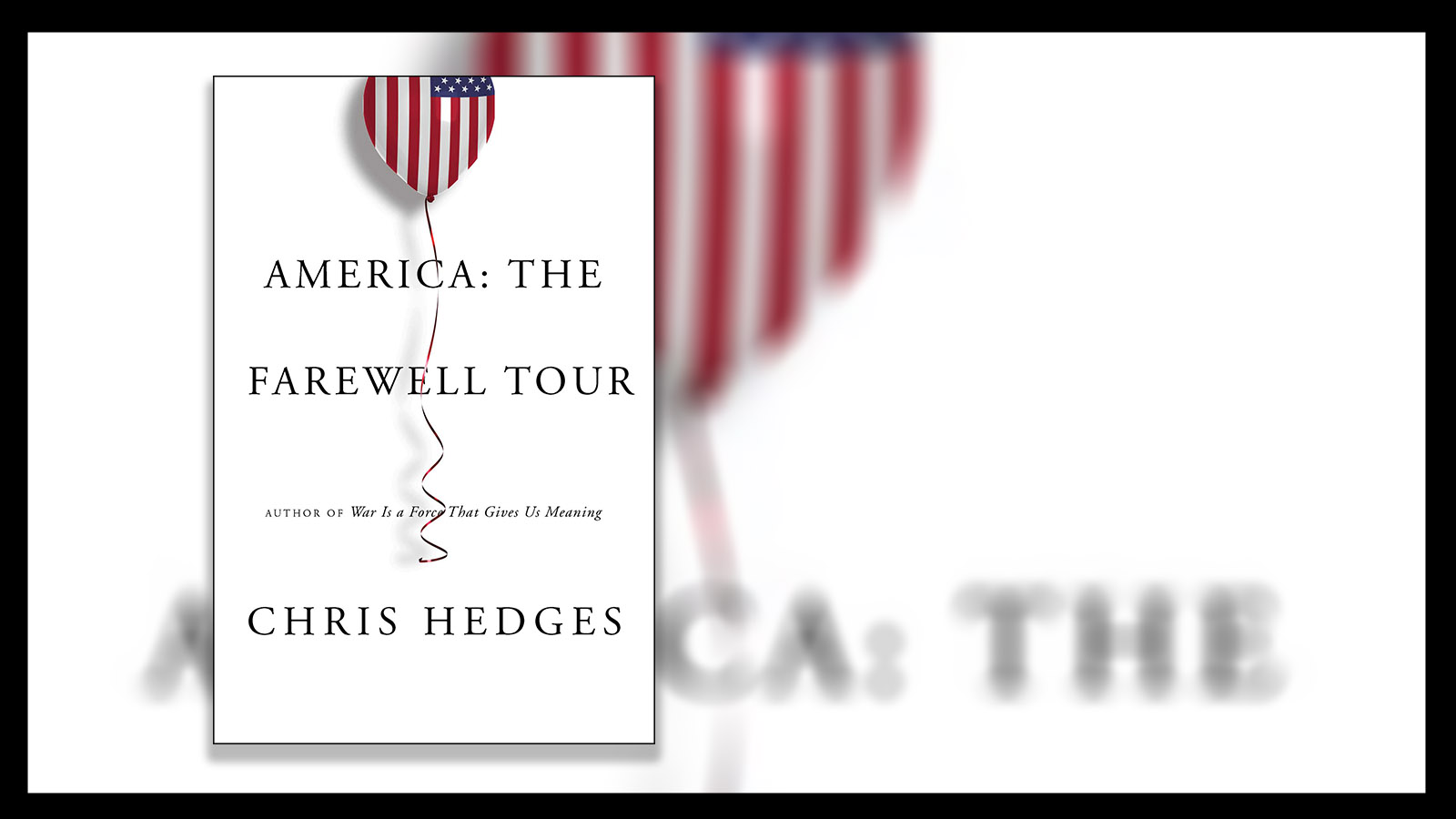 America - Hedges 2 Forum Network